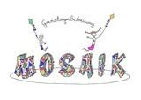 Logo der Ganztagesbetreuung Mosaik
