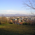 Panorama von Erba