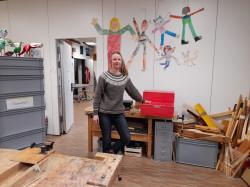 Kerstin Schäfer_Leiterin Kunstschule