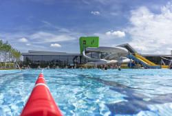 Schwimmbecken F3