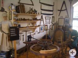 Ausstellung im Heimatmuseum St. Josef