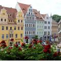 Meißen: Blick auf das Rathaus