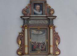 Epitaph von Georg Konrad Maickler