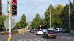 Nürnberger Straße Ecke Beskidenstraße