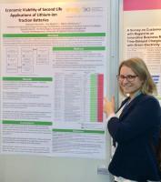 Hannah Schmidt ist die neue Projektleiterin für Umwelt- und Klimaschutz bei der Stadt Fellbach