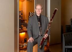 Fagottist Ulrich Hermann