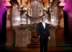 Organist Thorsten Hülsemann