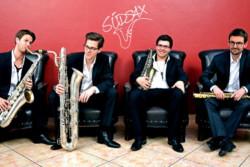 Saxophonquartett Südsax