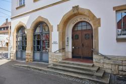 Alte Schule / Bücherei Oeffingen