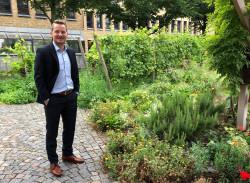 Neuer WDF-Geschäftsführer Daniel Plaz (Foto: Sabine Laartz)