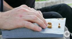Tastmodell für die Blindenführung