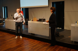 Ralf Holzwarth wird vereidigt