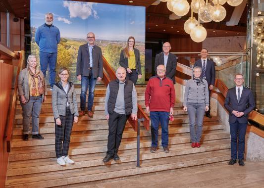 Neuer Stiftungsrat der Bürgerstiftung Fellbach