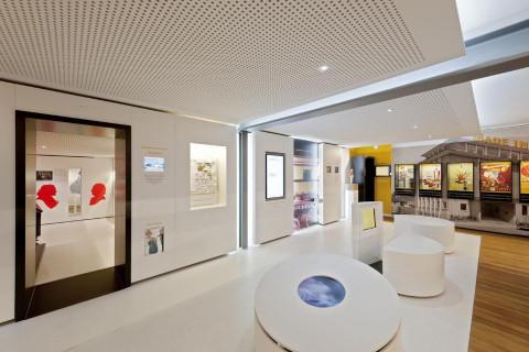 Stadtmuseum Fellbach innere Räume