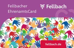 Fellbacher Ehrenamtscard