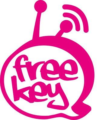 LOGO: free key