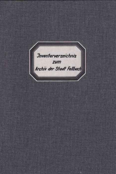 Findbuch Maria Maneth