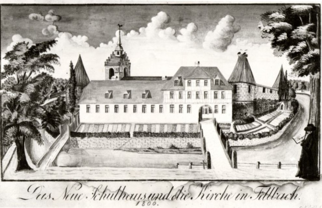 Bild Alte Schulhaus