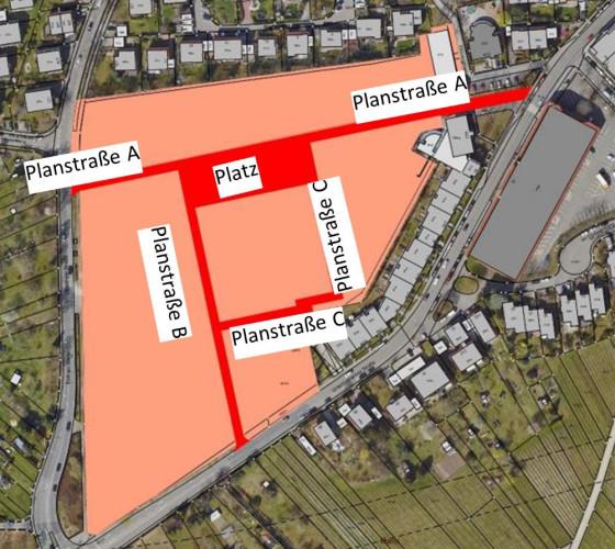 Drei Straßen und ein Platz müssen auf dem alten Freibad-Areal benannt werden