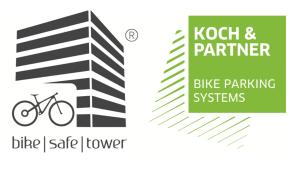 Logo des Produkts Bike Safe Tower der Firma Koch und Partner