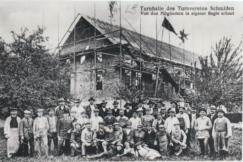 Turnhalle des Turnvereins Schmiden