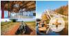 Postkarte Besinnungsweg, AlteKelter, Landungsbruecke