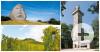 Postkarte Kernenturm, Kappelberg, Besinnungsweg