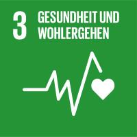 SDG 3 Gesundheit und Wohlbefinden
