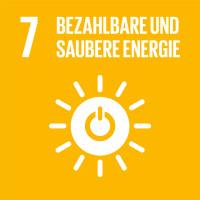 SDG 7 Bezahlbare und saubere Energie